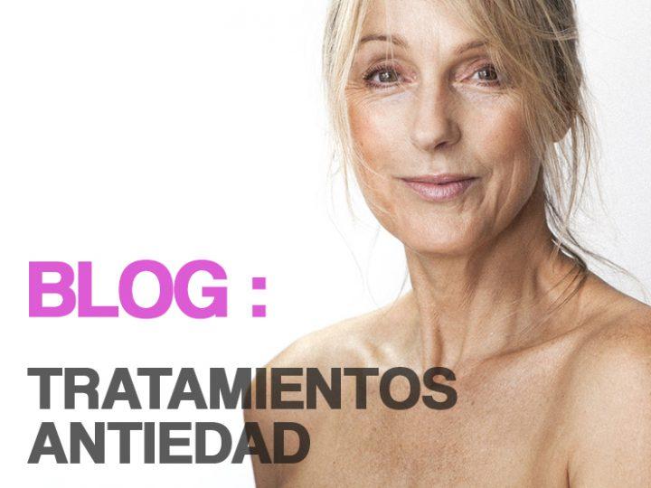 ENVEJECIMIENTO FACIAL  Y PROPUESTAS DE TRATAMIENTO ANTIAGING