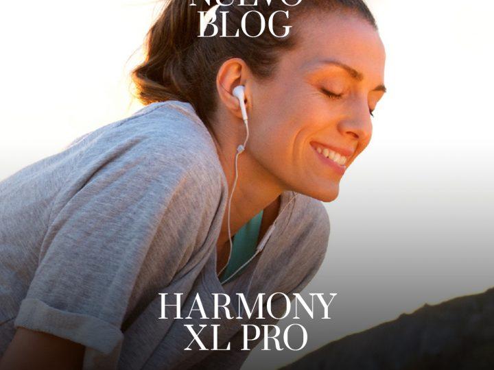 Descubre Harmony XL Pro